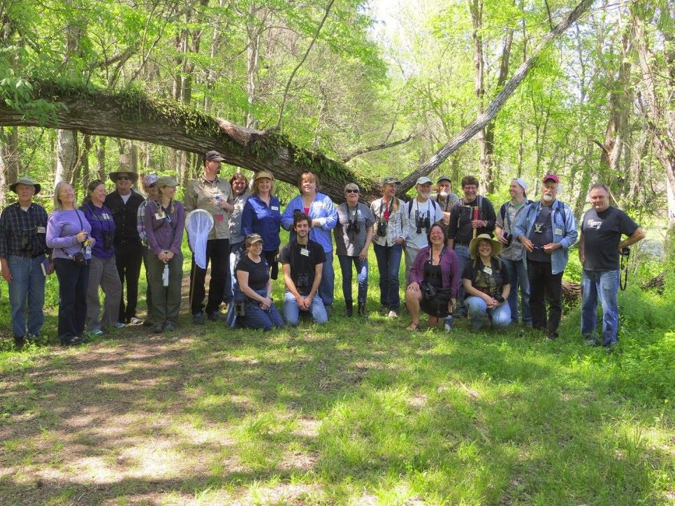 Acadiana Master Naturalists at Lake Martin, Louisiana
