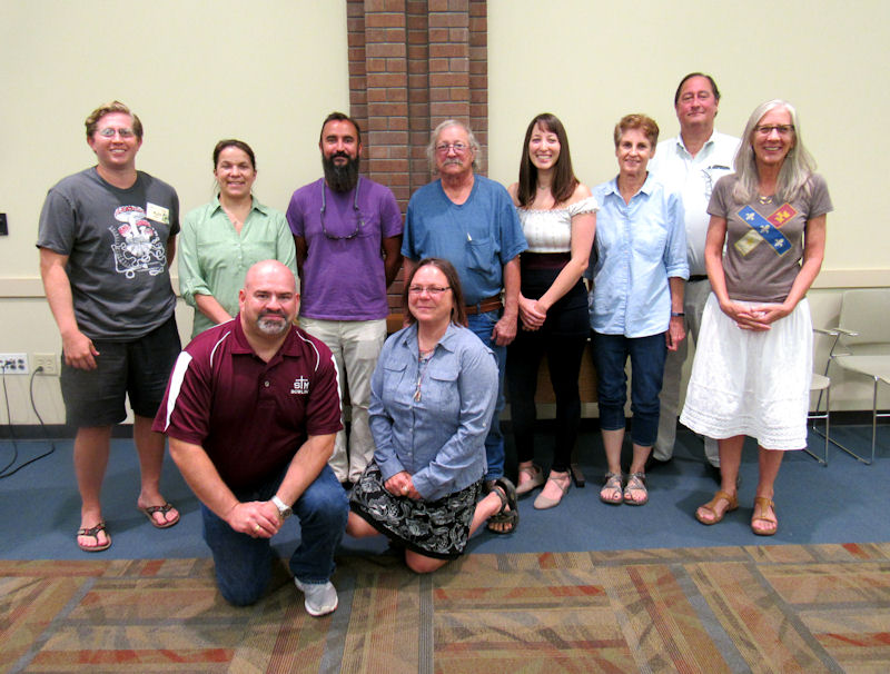 Acadiana Master Naturalist board of directors